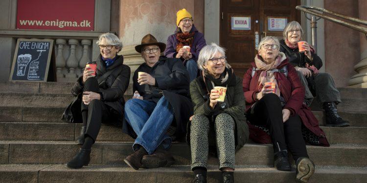GS Ældrepolitisk gruppe på tur i København